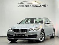 BMW 520 d Sedan LÅGMIL FYND FACELIFT EURO 6 184hk