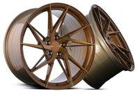 Snygga fälgar ABS Wheels F23 glossy bronze 19-20 FRI FRAKT