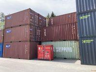Container - Nya och begagnade till riktigt bra priser