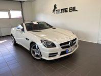 Mercedes-Benz SLK 200 AMG Sport 184hk Sv.Såld BlueEFFICIENC