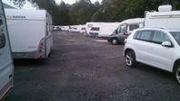 Uppställningsplats/Parkering husbil, husvagn