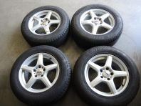 Kompletta Hjul 17tum till Nissan X-trail, Chrysler Voyager