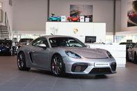 Porsche 718 Cayman GT4 Club Sport