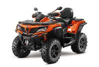 CF Moto ATV CFORCE 1000 EFI EPS V-TWIN ORANGE Traktor B