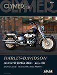 Verkstadshandböcker till Harley Davidson