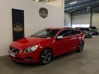 Volvo V60 D4 R-Design | Momentum | Drag | 20900mil