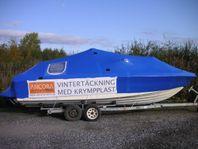 Krympplasta din båt / Förvaring