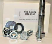 Bultsortiment M10-M20 8.8 FZB