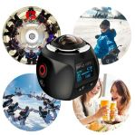 360 VR Actionkamera 4K HD
