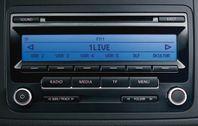 VW RCD200/300/310/510 utbytesenheter
