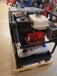 Bensin/dieseldriven Hetvattentvätt