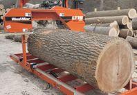 "Wood-Mizer LT15 ""WIDE"" Sågverk Kampanj"
