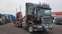 Skogsekipage Scania