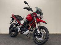 Moto Guzzi V85 TT Evacotive Rosso # OMG LEVERANS