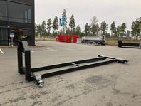 """Hakarps - ISO ramar för transport av 20"""" containers"""