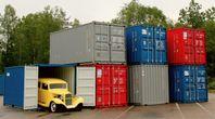 Nya och begagnade containrar till bra priser