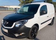 Mercedes-Benz Citan 109 CDI Euro 6 90hk / Euro 6 / 3-sits