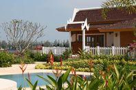 Strandnära hus i Hua Hin, Khao Tao