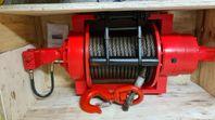 Hydraulvinsch 13,5 ton, EN-Norm