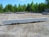 Isolerad L-balk för husgrunder & garage