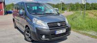 Fiat Scudo 2.0 Multijet Executive 7 sits