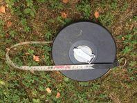 UTHYRES - 30-m måttband