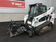 Hyr fantastiska redskap till Bobcat