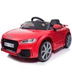 Elbil för barn - Audi TTRS - Fri frakt - REA