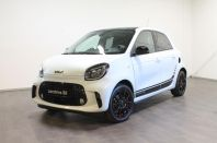 Smart forfour electric 17.6 kWh Edition One Carbon Panorama