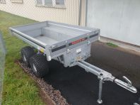 Respo ATV-vagn, tippbar boggi