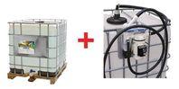 AdBlue 1000 Liter & Pumputrustning på köpet KAMPANJ
