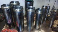 Hydraulcylindrar renoveras och packas om