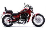 Begagnade delar Suzuki VS 800 92-00