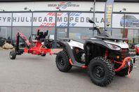 Segway 600GS Standard EPS + ATV Grävare *Höstkampanj*
