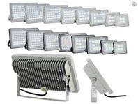 10-500 Watt 230V LED belysning BORTSLUMPAS