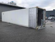 Uthyrning av kyl&fryscontainers