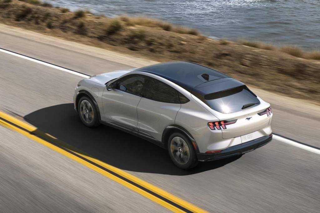 Ford Mustang Mach-E Standard ...
