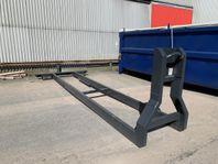 FLAKAB - Lastväxlarram - ISO ramar