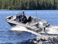Silver Shark CCX Honda 115XU - 2021 OMG leverans