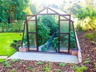 Växthus med 10års Stormgaranti 5-70kvm