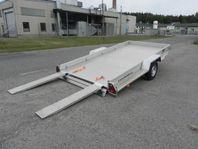 3s Alutrailers B400-W biltrailer