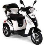 Promenadelscooter - Fabriksny - Fri frakt