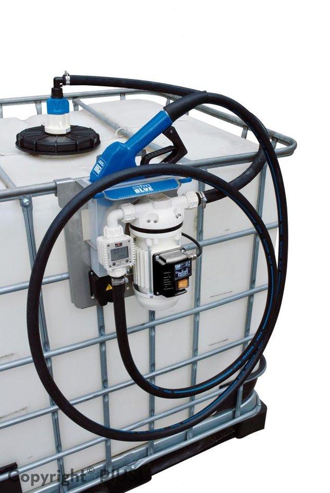 AdBlue pumputrustning manuell...