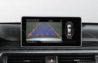 Audi Backkamera nya A4 A5 Q5