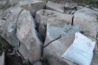 Spräckmedel för Stenspräckning och Bergspräck