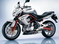 Begagnade delar Kawasaki ER6-N 06-08
