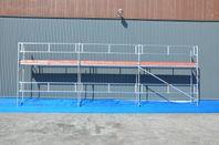 Byggställning Assco Ram stål 9x4m 10700:-