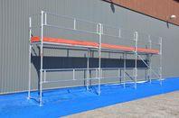 Ny Byggställning ALTRAD RAM 9x4m 10700:-