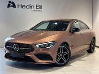 Mercedes-Benz CLA 200 d /AMG/PREMIUMPAKET/BESTÄLLNINGSBIL