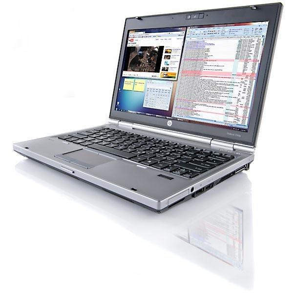 HP Elitebook 2560p - i5 - 12,...